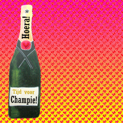 Felicitatie Champagne  PA 2