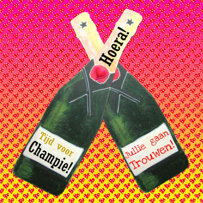 Felicitatie Champagne  PA 1