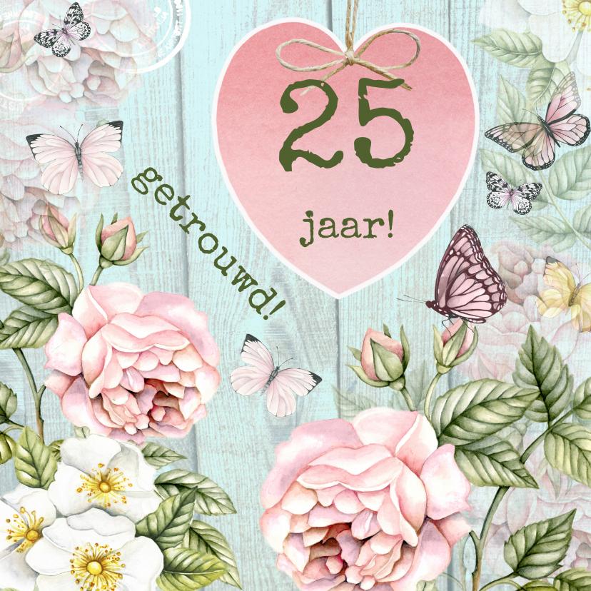felicitatie jubileum vintage 1