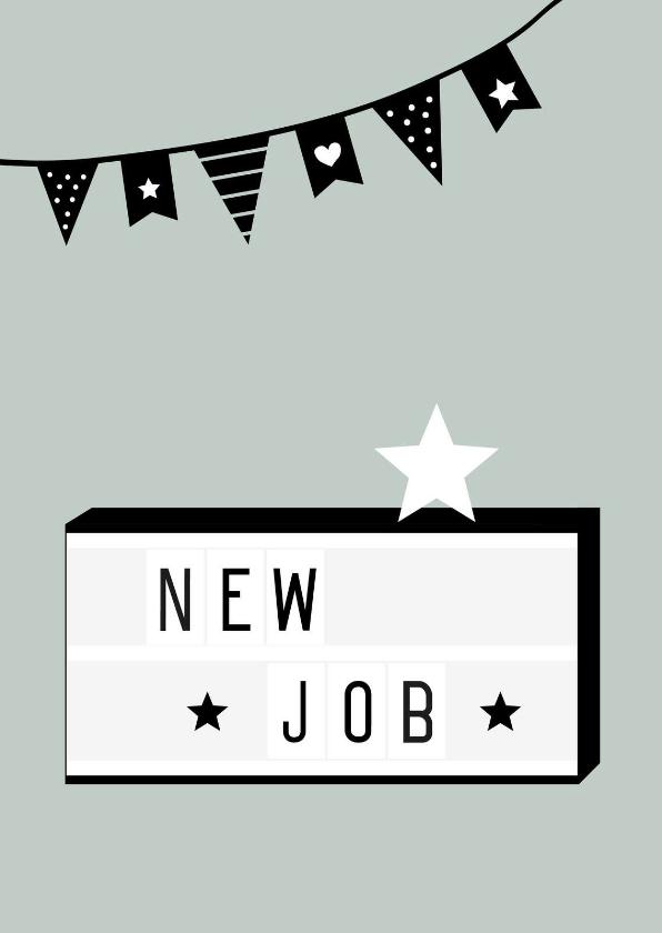 Felicitatie-New job Lightbox 1