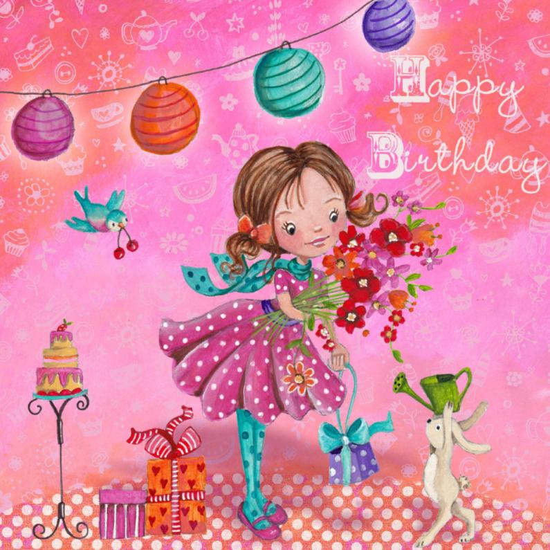 Felicitatie Verjaardag Feestje 1