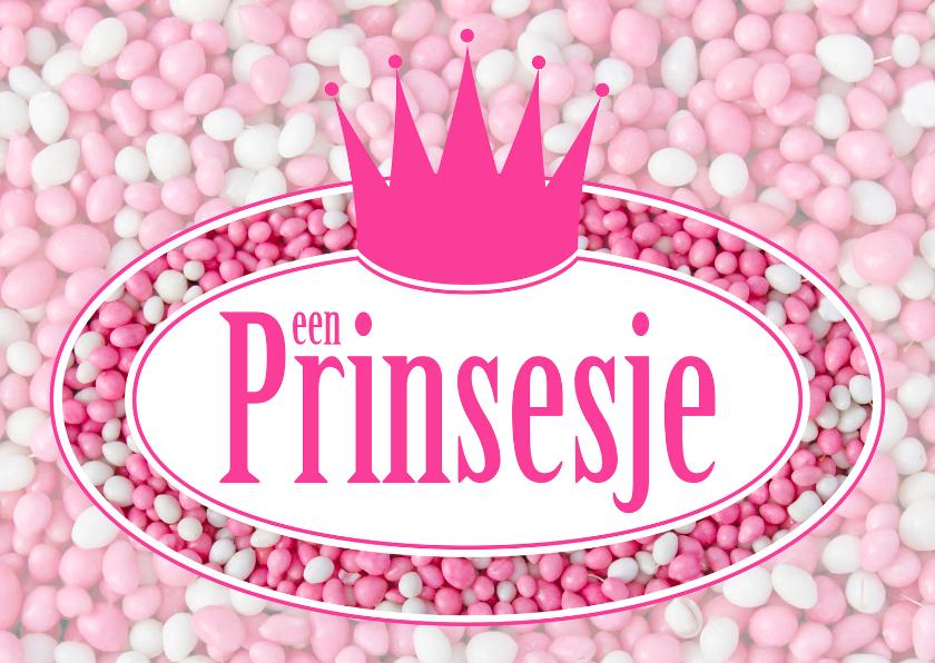 Felicitatiekaart Een Prinsjesje 1