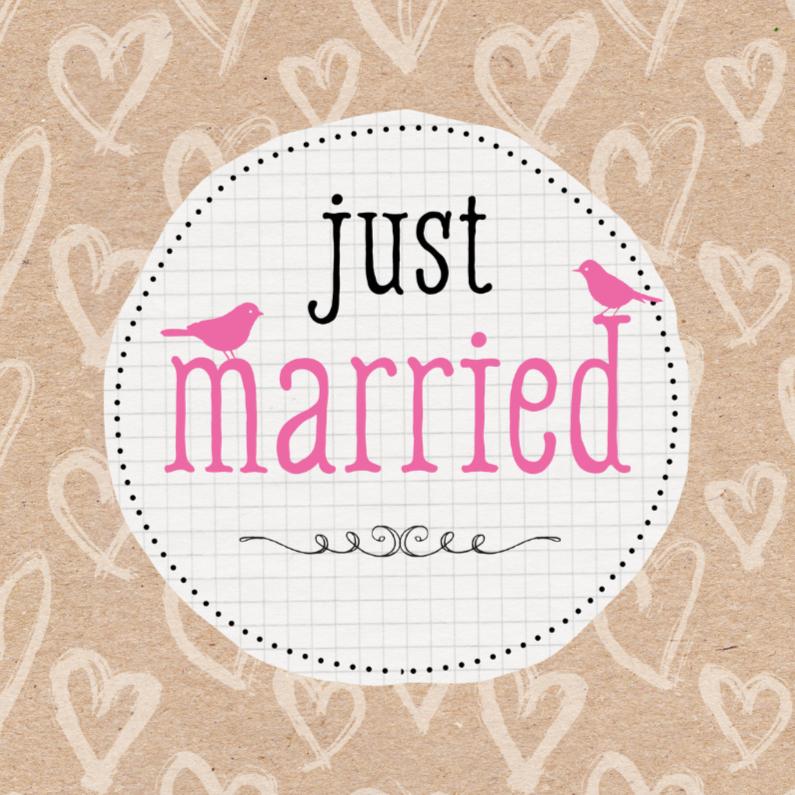 Felicitatiekaart Huwelijk 99 1