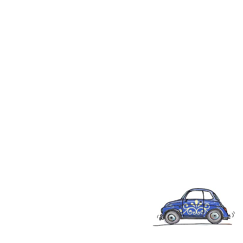 Fiat 500 kaart kleurrijk 24 3