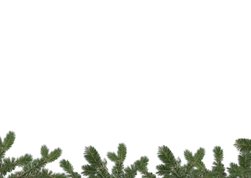 Fijne feestdagen koekletters - kerstboom 3