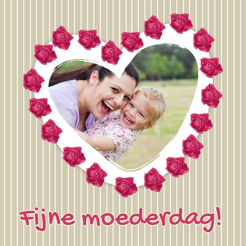 Fijne moederdag rozen - DH