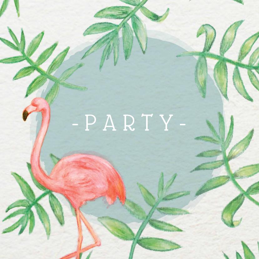 Flamingo Party - KO 1