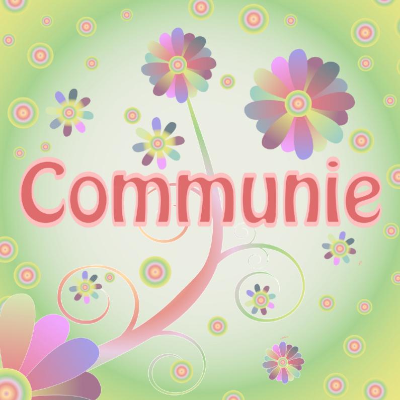 flowerpower-communie 1