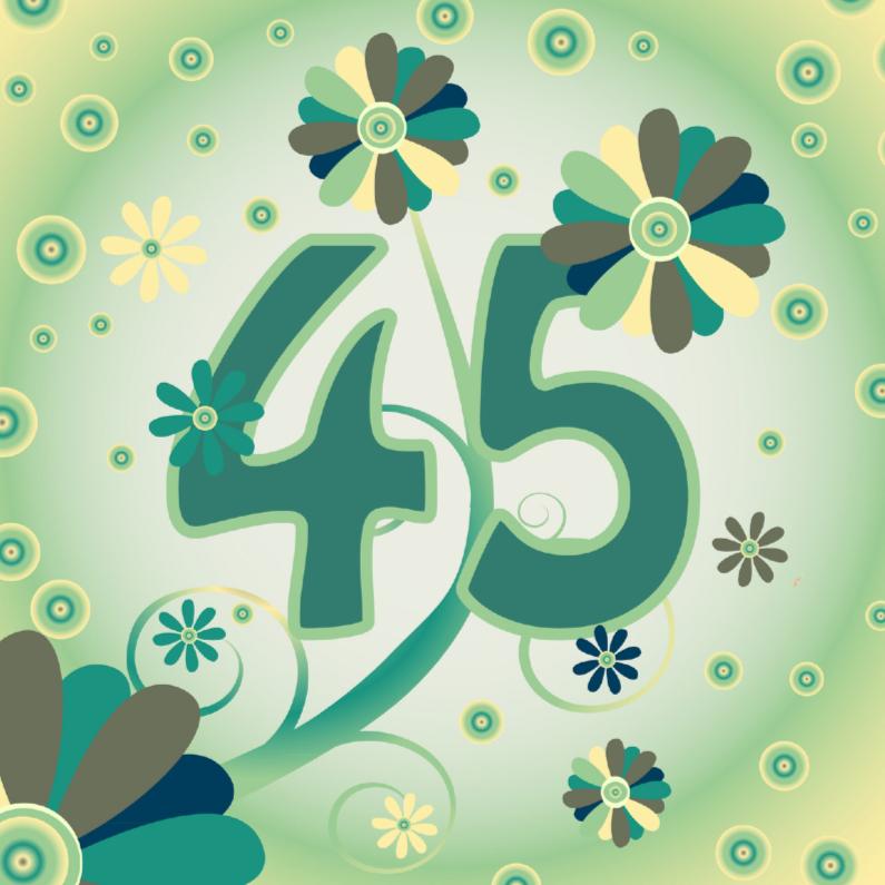 flowerpower2 45 jaar 1
