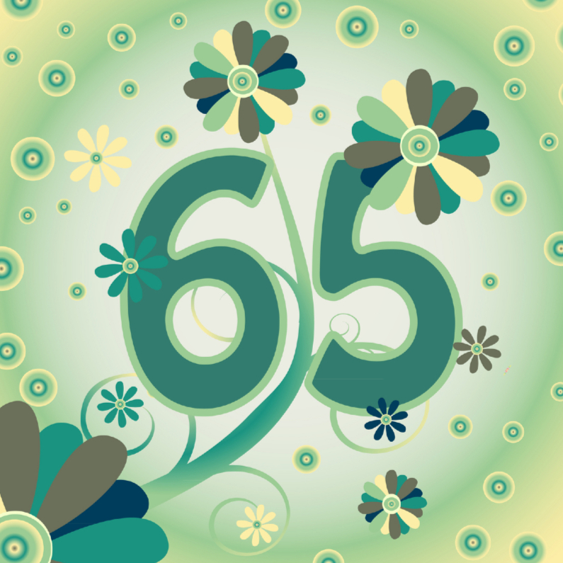 flowerpower2 65 jaar 1