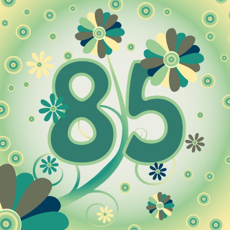flowerpower2 85 jaar 1