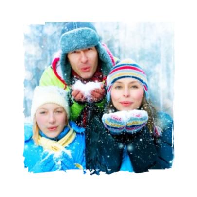 Fotocollage Kerst 3 vakjes 2