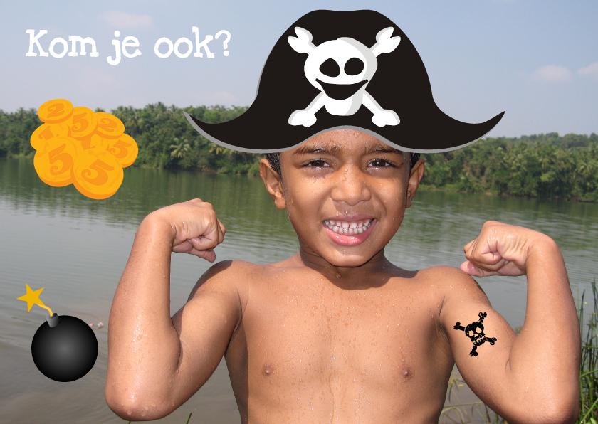 Fotokaart Piraten 1
