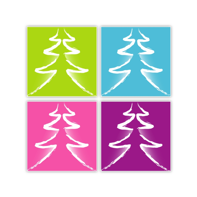 Frisse kerstbomen 1