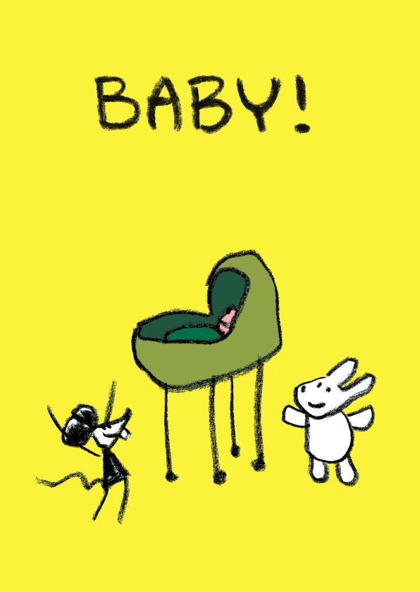Geboorte Joep & Hop en baby 1