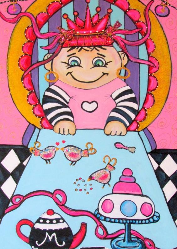 Geboorte - Marie-Jonneke 1
