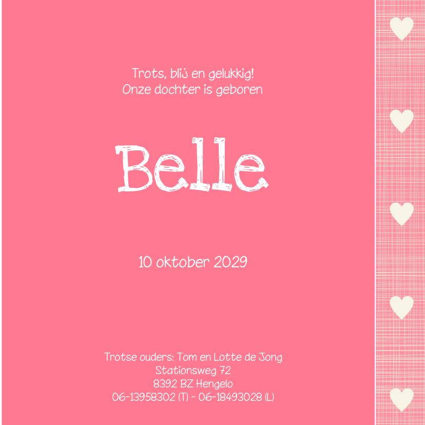 Geboortekaartje-vogel-Belle-SK 3
