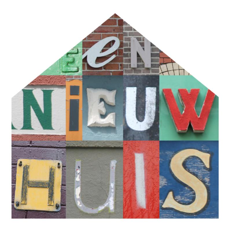 Gefeliciteerd nieuw huis felicitatiekaarten kaartje2go - Nieuw huis binneninrichting ...