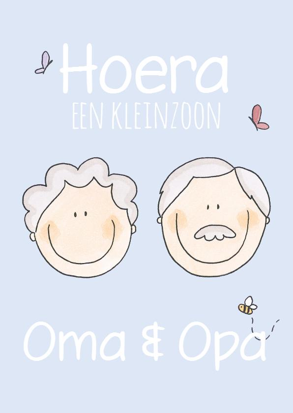 Gefeliciteerd Oma & Opa LFZ 1