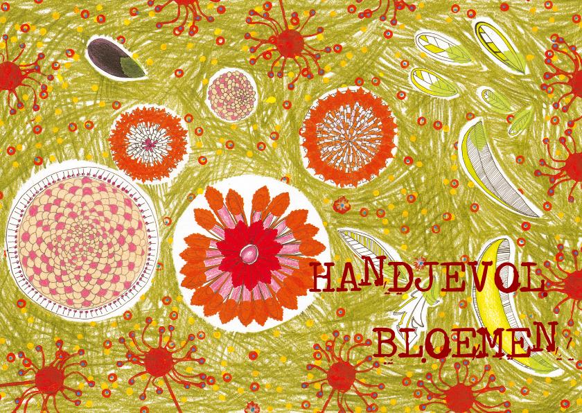 handjevol bloemen 1