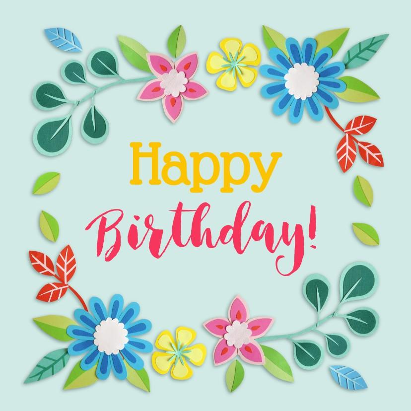 Happy Birthday! boemenrand 1