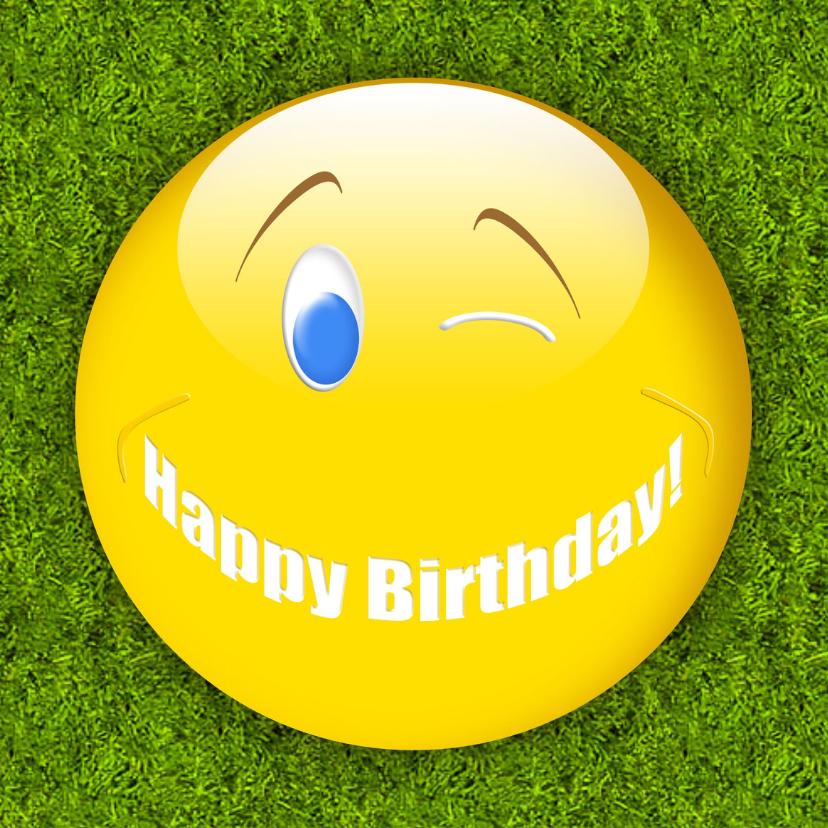 happy birthday smile 1