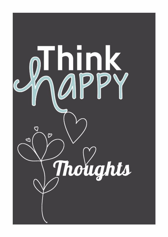Happy Thoughts 1