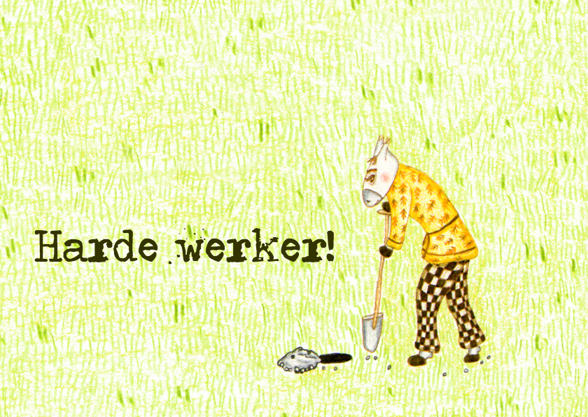 Harde werker2 1