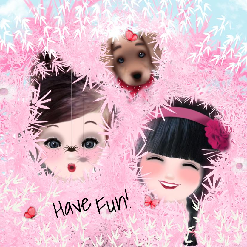 Have Fun Loulou & Ting 1