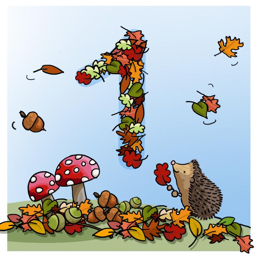 Herfst verjaardag 1 Anet Illustraties 1