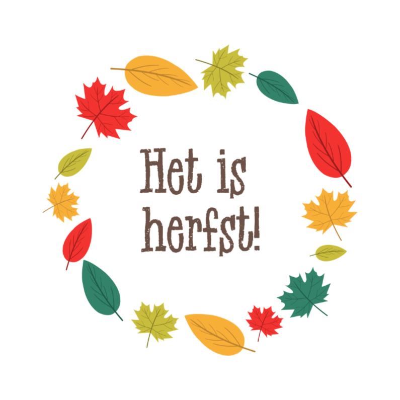 Het is herfst! - DH 1