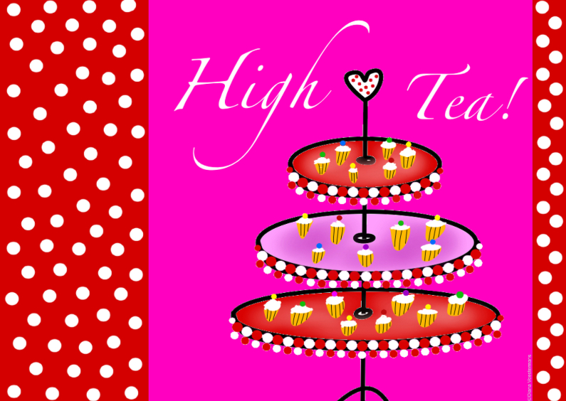 High Tea II 1