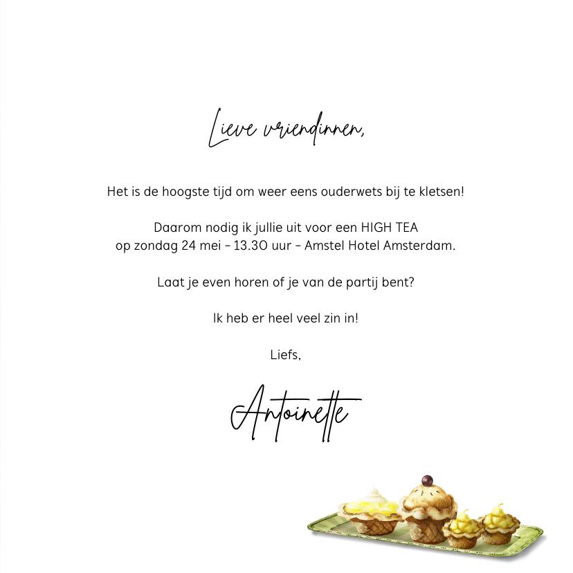 High Tea scrapbook 6 3