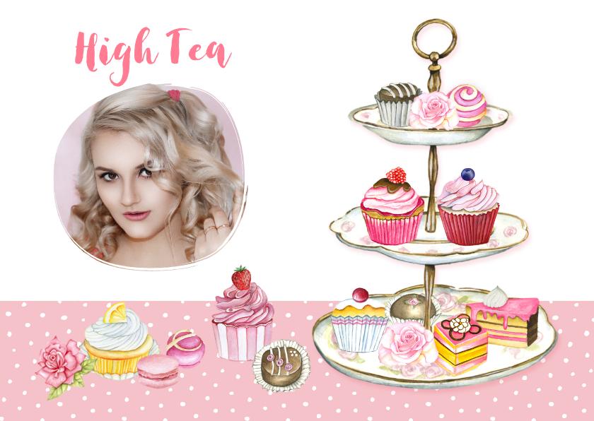 High Tea standaard foto 1