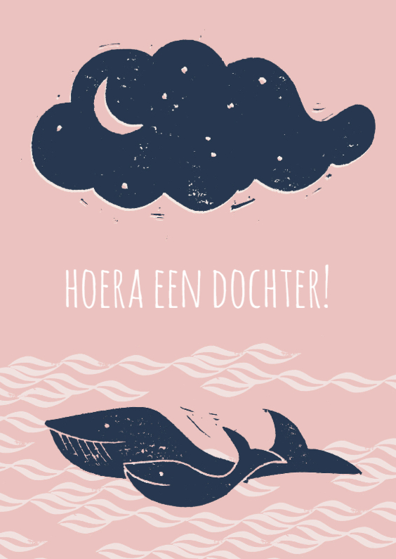 Hoera walvis heeft een dochter! 1