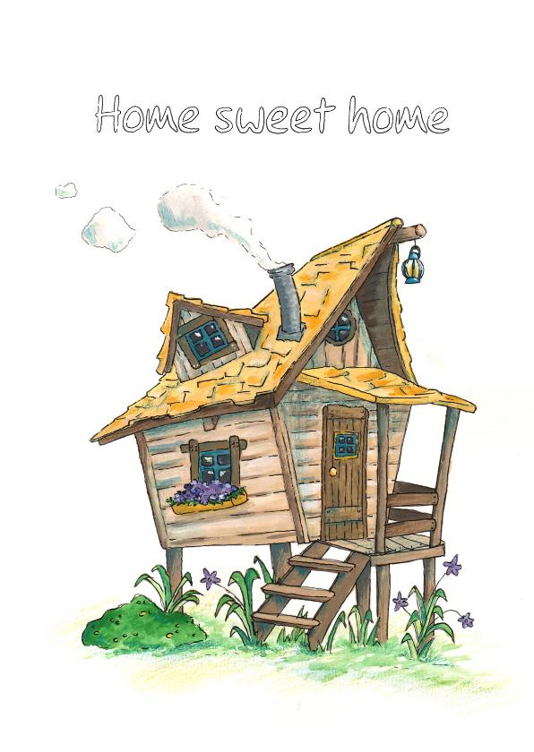 Home sweet home Illu-Straver 1