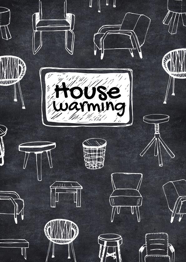 Housewarming hippe meubels 1