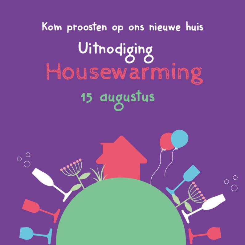 Housewarming huis 2 1