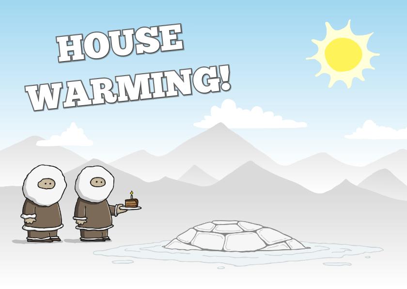 Housewarming Iglo 1
