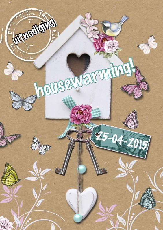 housewarming vogelhuis 1