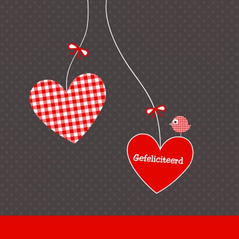 Huwelijk harten 1 1
