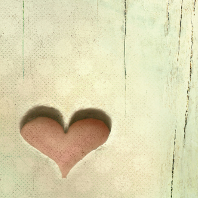 Huwelijksjubileum hart 12,5 jaar 2