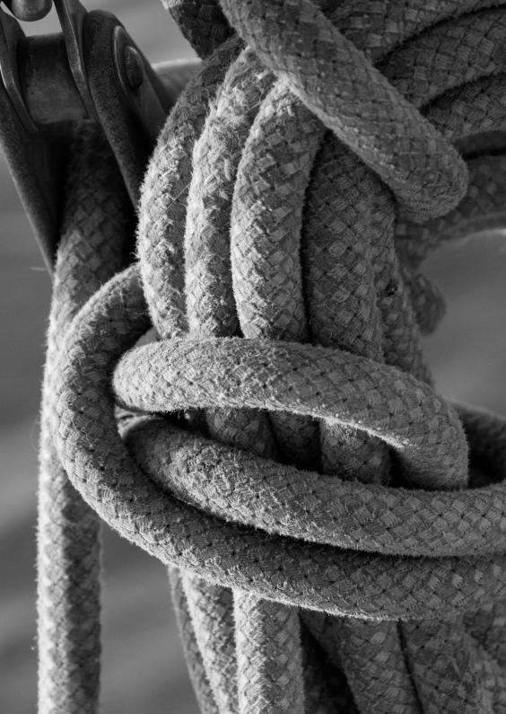in de touwen 1