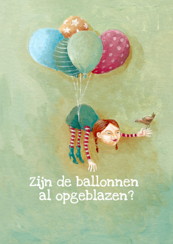 Jarig - Hanging on Balloons -MW 1