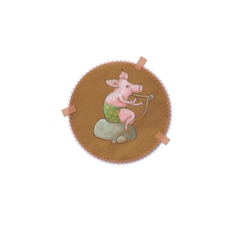 Jarig - Sweet Piggy - MW 2