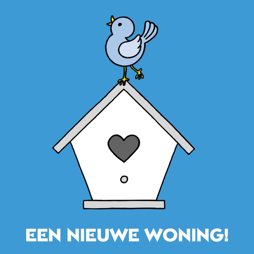JippieJippie een nieuwe woning  Verhuiskaarten  Kaartje2go