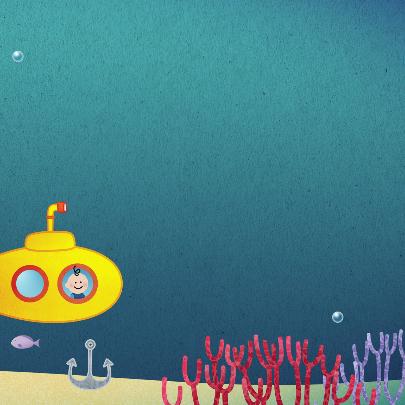 Jongen onderzeeboot 3