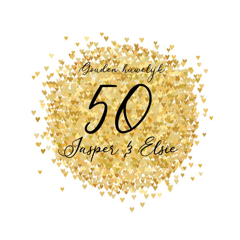 Jubileum vijftig goud av 1