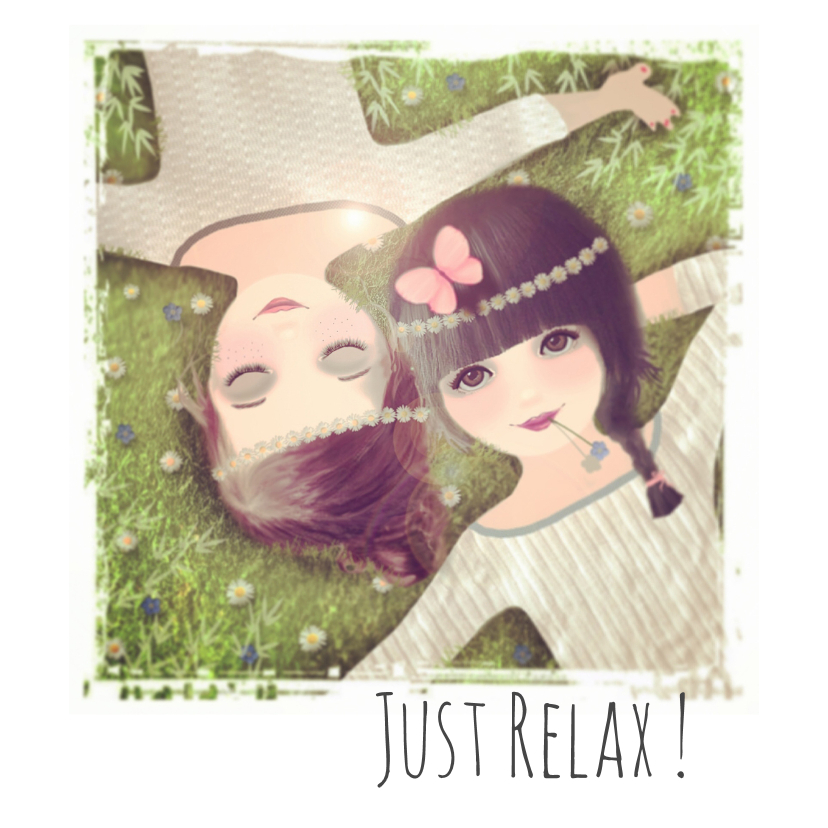Just Relax! Loulou & Ting