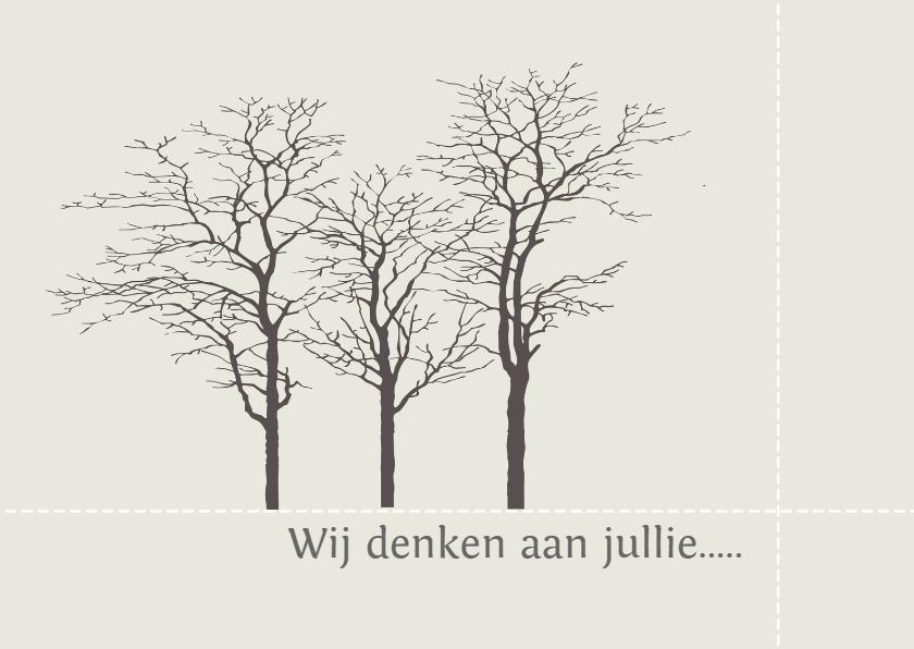 Kaart 3 bomen 1